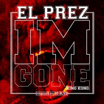 I'm Gone (King Kong) Cover