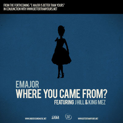 Where You Came From? Cover