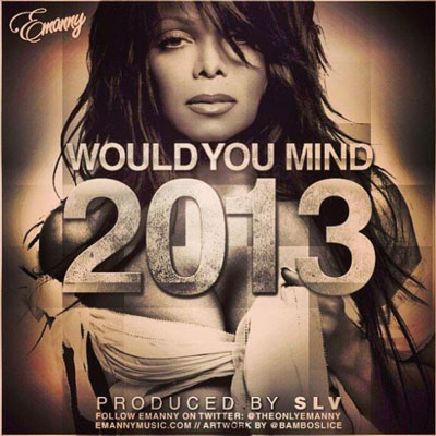 Would You Mind 2013 Cover