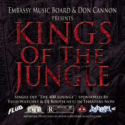 Kings of the Jungle Cover