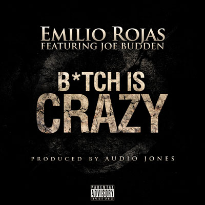 B*tch Is Crazy Cover