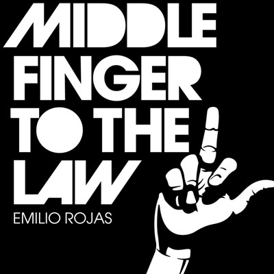 Middle Finger  Cover