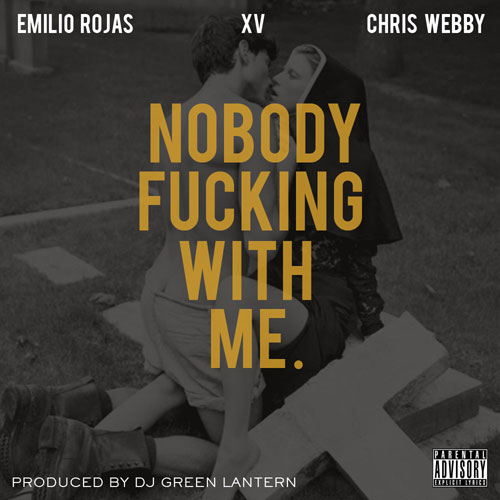 Nobody F**king With Me Cover