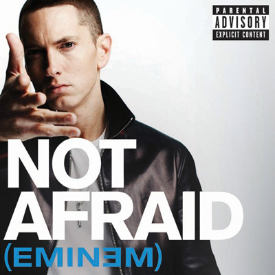 Not Afraid Cover