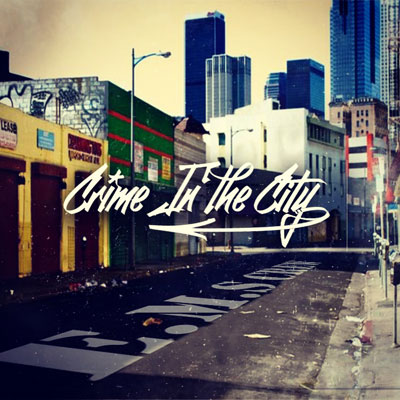 Crime in the City Cover