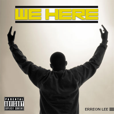 We Here Cover