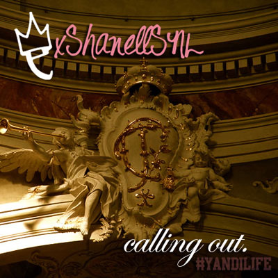 Calling Out Cover