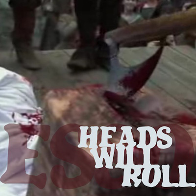 Heads Will Roll Cover