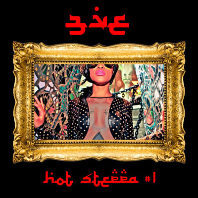 Hot Steppa #1 Cover
