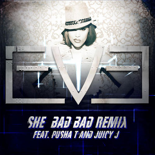 She Bad Bad (Remix) Cover