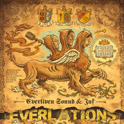 Sound of the Everliven Cover