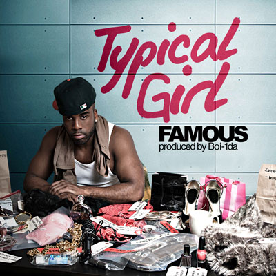 Typical Girl  Cover
