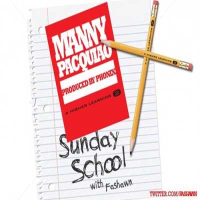 Manny Pacquaio Cover