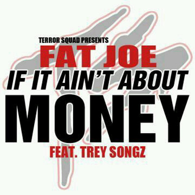 If It Ain't About Money Cover