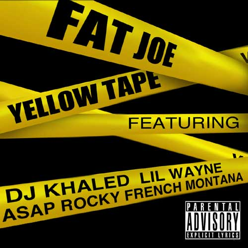 Yellow Tape Cover