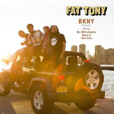 BKNY (Remix) Cover