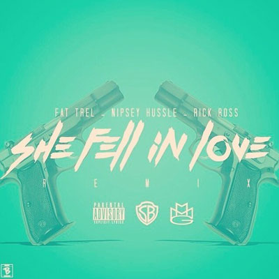 She Fell in Love (Remix) Cover