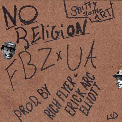 No Religion Cover