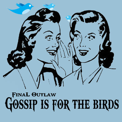 Gossip is for the Birds Cover