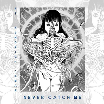 Never Catch Me Cover