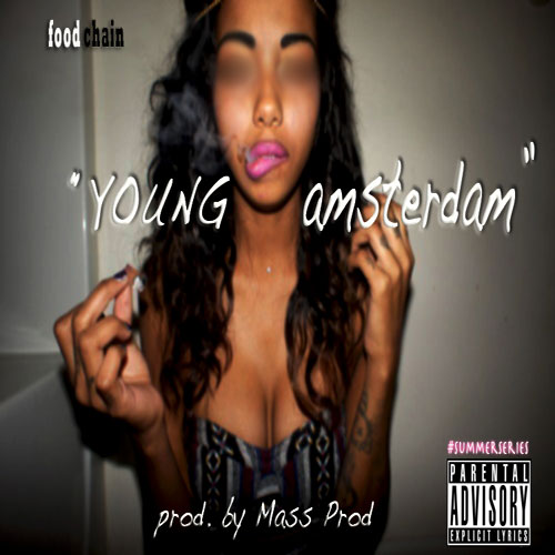 Young Amsterdam Cover
