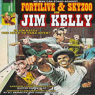 Jim Kelly Cover