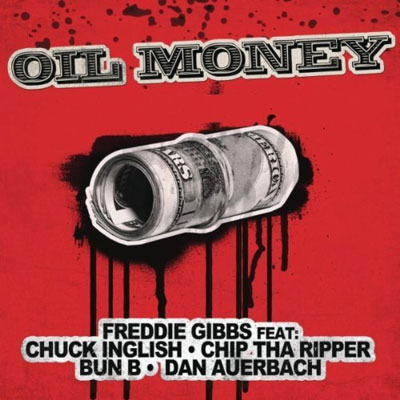 Oil Money Cover