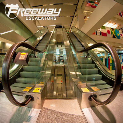 Escalators Cover