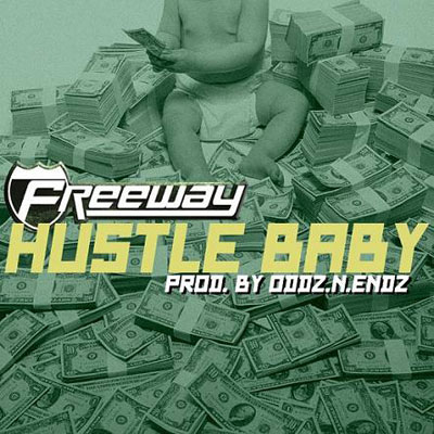 Hustle Baby Cover