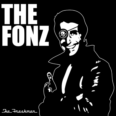 The Fonz Cover