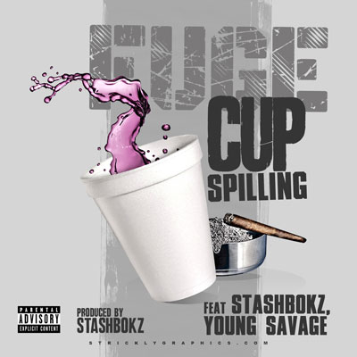 Cup Spilling Cover