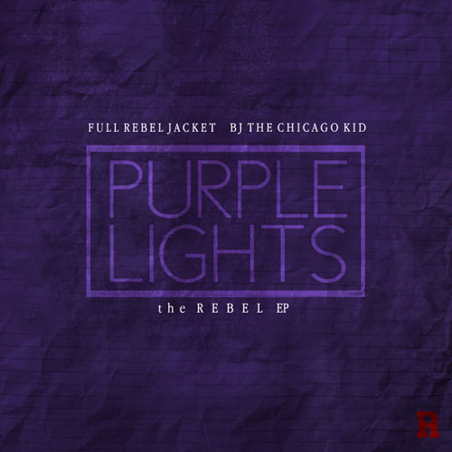 Purple Lights Promo Photo