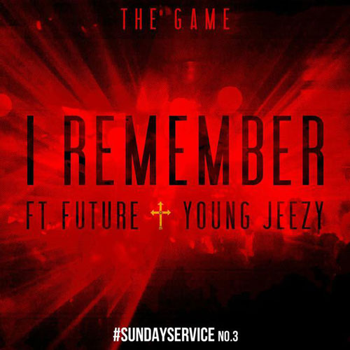 I Remember  Cover