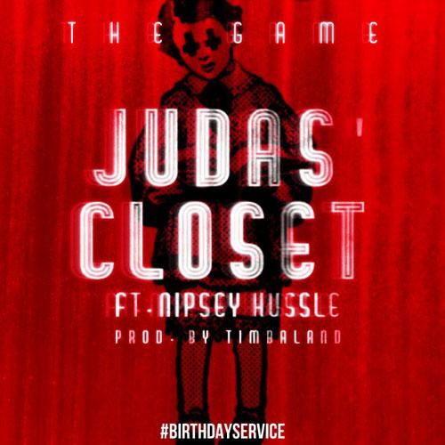 Judas' Closet Cover