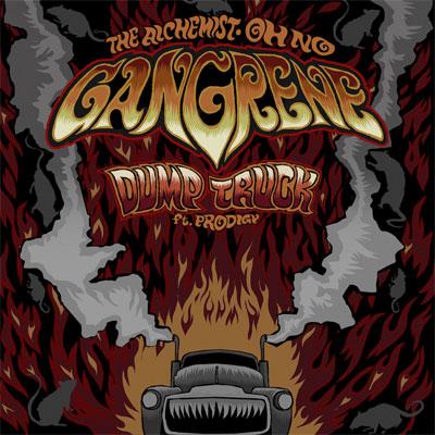 gangrene-dump-truck
