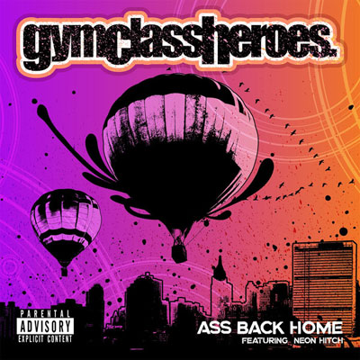 Ass Back Home Cover