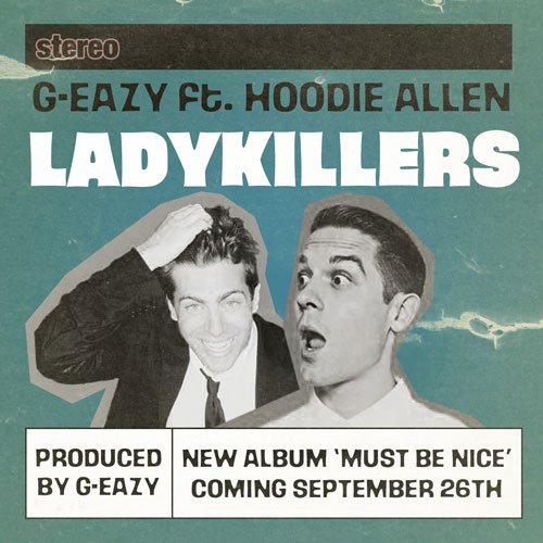 Lady Killers Cover