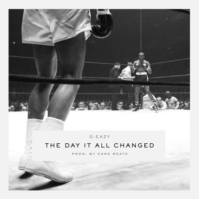 The Day It All Changed Cover