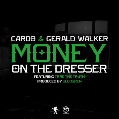 Money on the Dresser Cover