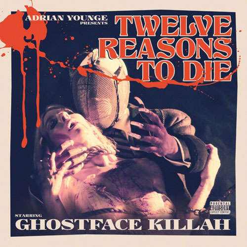 The Rise of the Ghostface Killah Cover