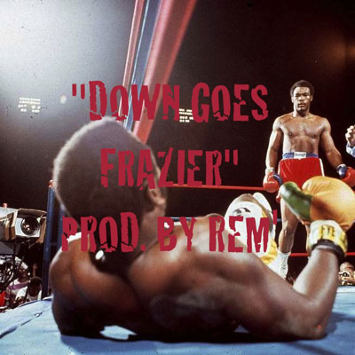 Down Goes Frazier Cover