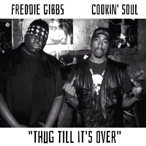 Thug Till It's Over Cover