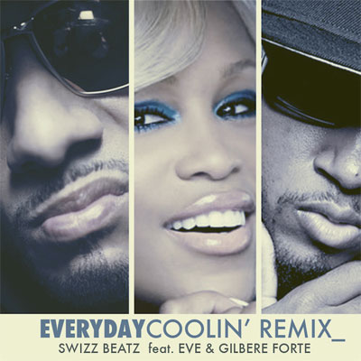 Everyday (Coolin') (Remix) Cover
