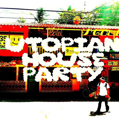 Utopian House Party  Cover