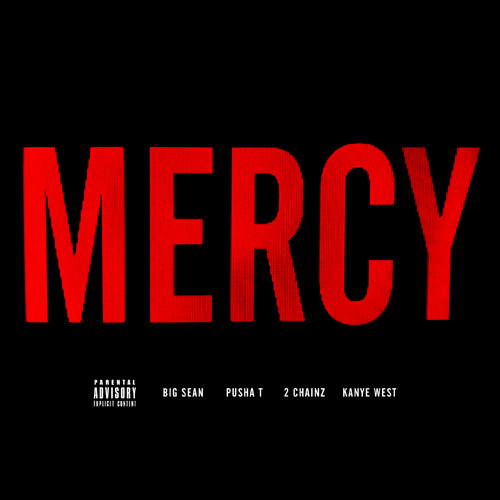 G.O.O.D. Music - Mercy Artwork