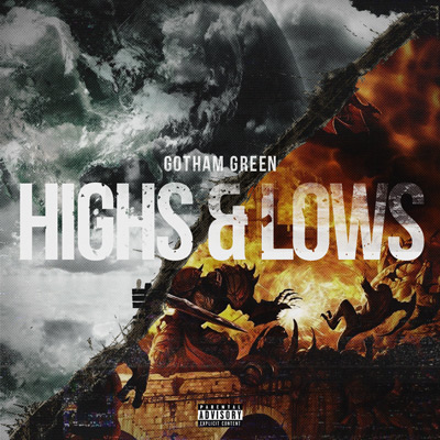Gotham Green - Highs & Lows Artwork