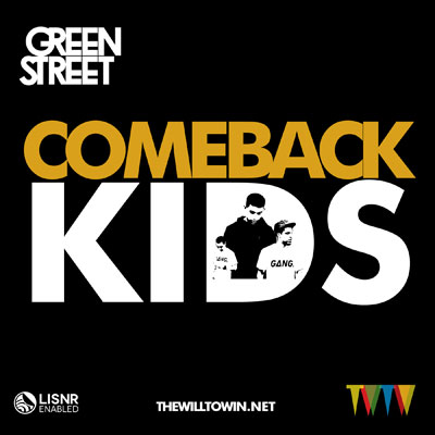 Comeback Kids Cover