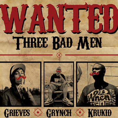 3 Bad Men Cover