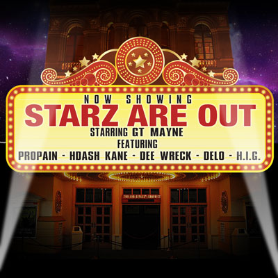 Starz Are Out Cover