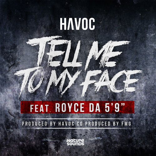 Tell Me To My Face Cover